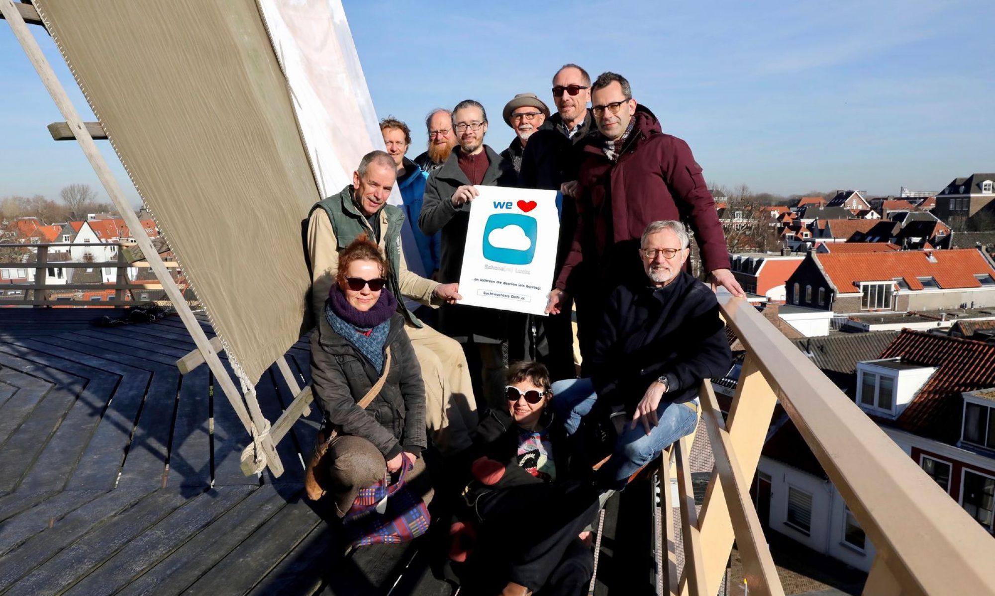 Luchtwachters Delft
